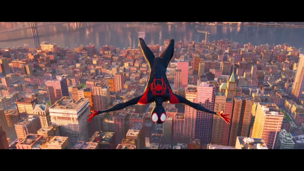 Nuevo trailer de Spider-Man: Un NuevoUniverso