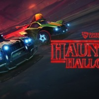 Rocket League se pasa al upside down con Haunted Hallows