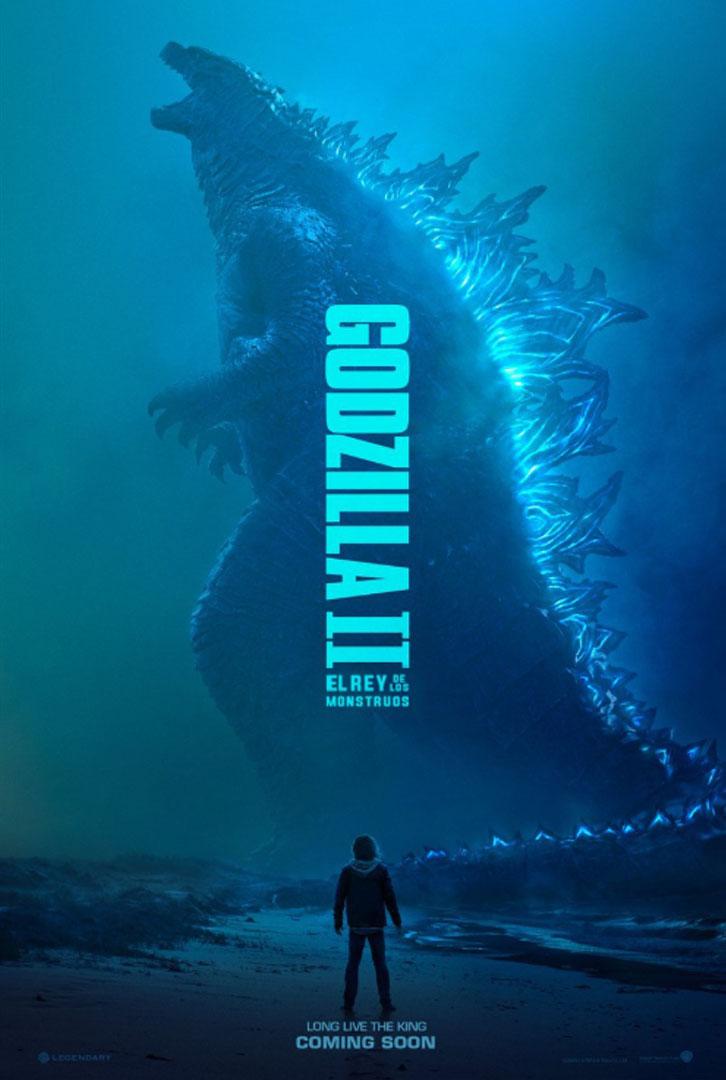 Godzilla El Rey de los Monstruos trailer2