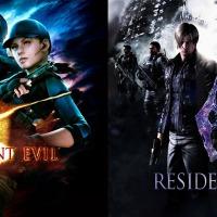 Resident Evil 5 y 6 para Nintendo Switch ya tienen fecha de salida