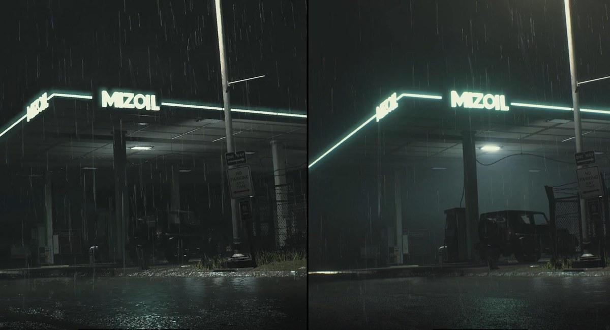 Resident Evil 2, comparación gráfica en PC Low vsMax
