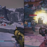 Comparación gráfica de Borderlands 2 vs Borderlands 3