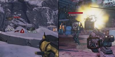Borderlands 3 gráficos