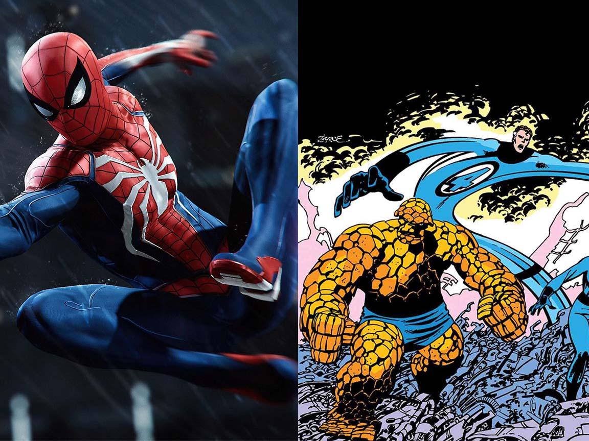 Marvel nos dice que algo Fantástico llegará a Marvel'sSpider-Man