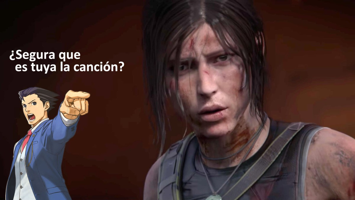 ¿Shadow of Tomb Raider usando música deUncharted?