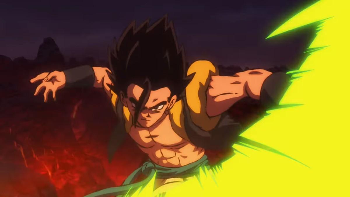 Gogeta también se hace canon en la nueva pelicula de Dragon Ball Super:Broly