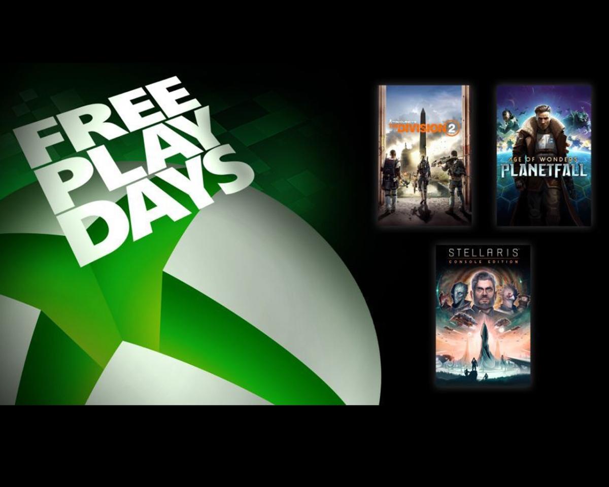 The Division 2 entre los Free Play Days de XboxOne