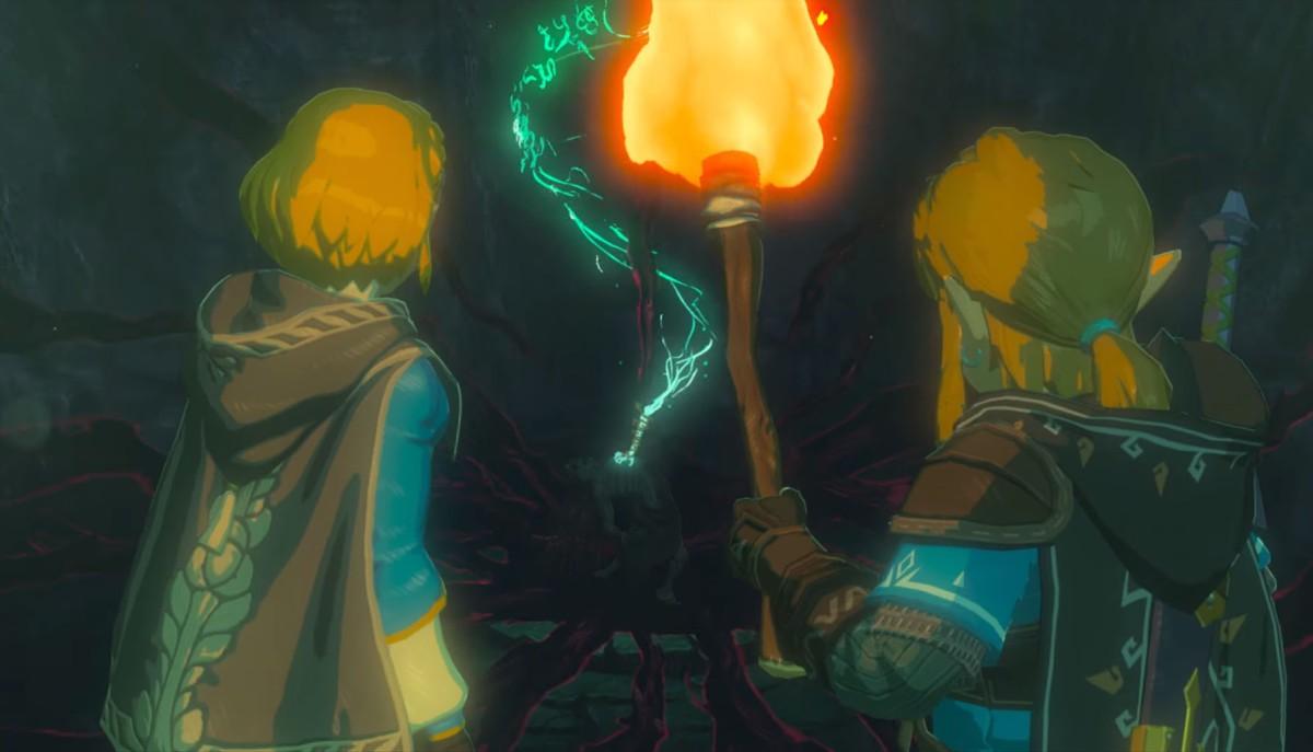 Nintendo anuncia la secuela de The Legend of Zelda: Breath of the Wild-E32019-