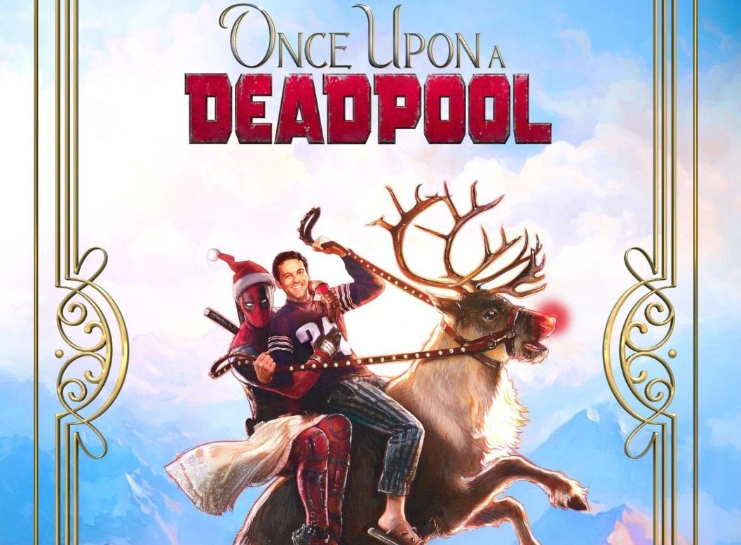 Once Upon a Deadpool estrenatrailer