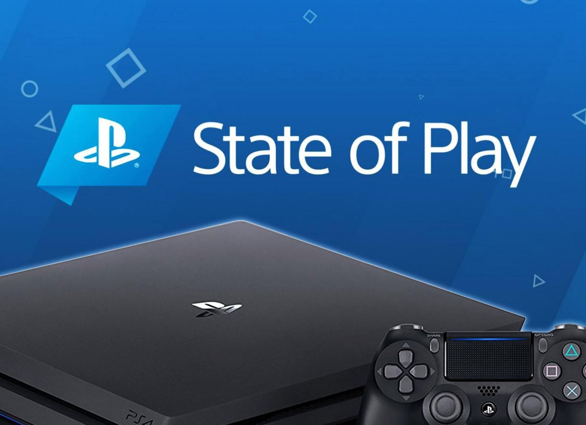 Desde aquí mismo puedes seguir el State of Play dePlaystation