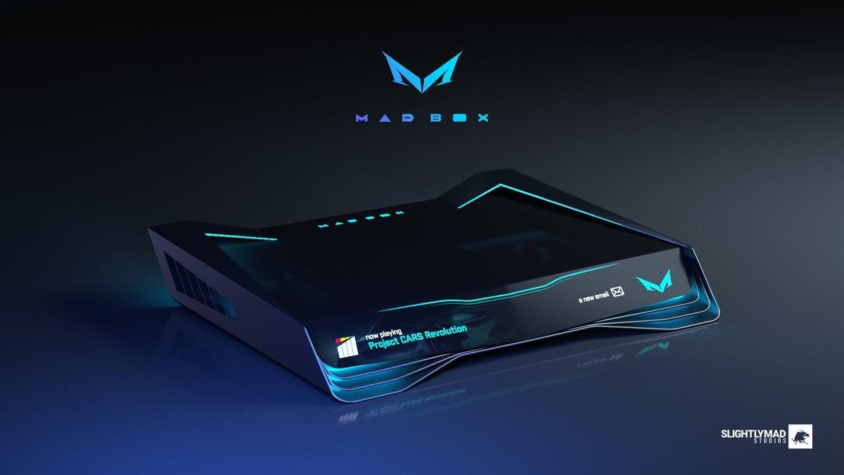 Así es el diseño definitivo de la Mad Box de Slighty MadStudios