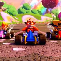Crash Team Racing Nitro Fueled saca sus skins noventeras