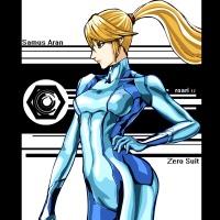 Evolución de Zero Suit Samus