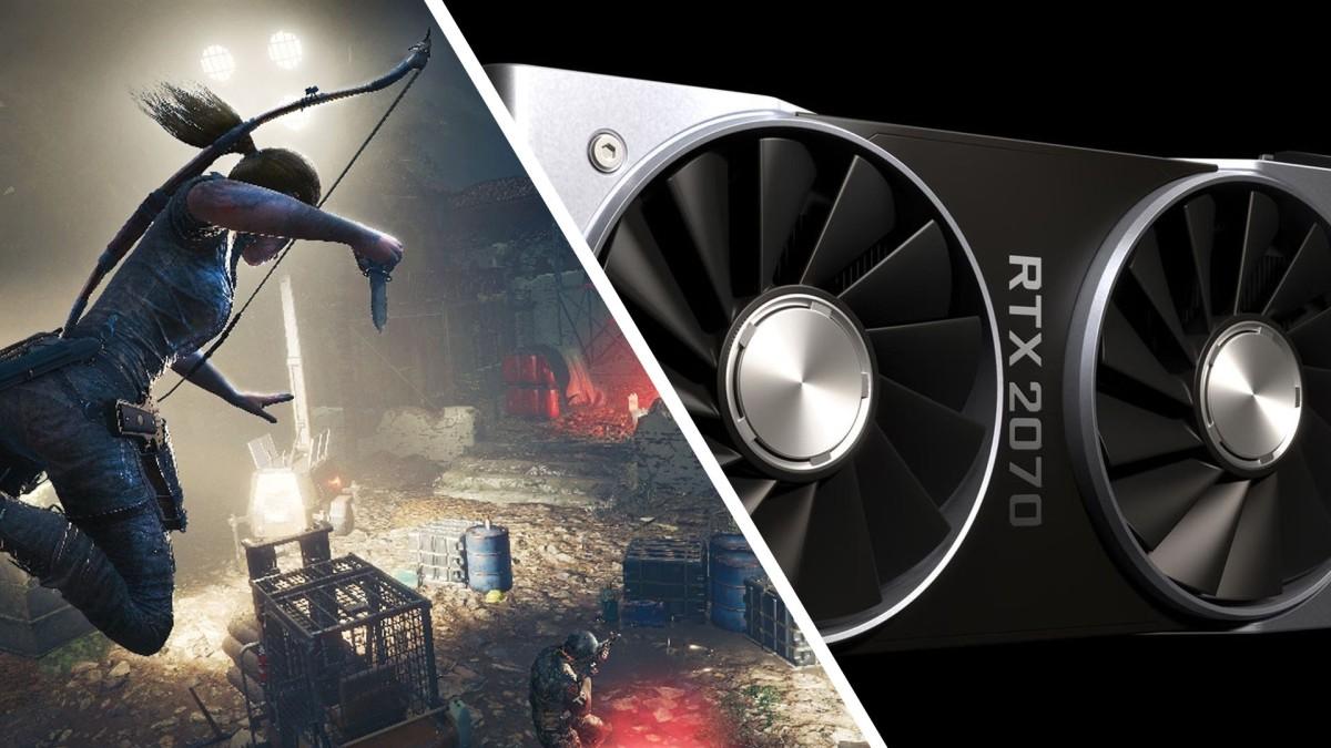 Tomb Raider, Battlefield V y Metro Exodus con NvidiaRTX