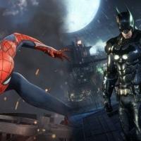 Batman y Spider Man se ven las caras en esta comparación gráfica