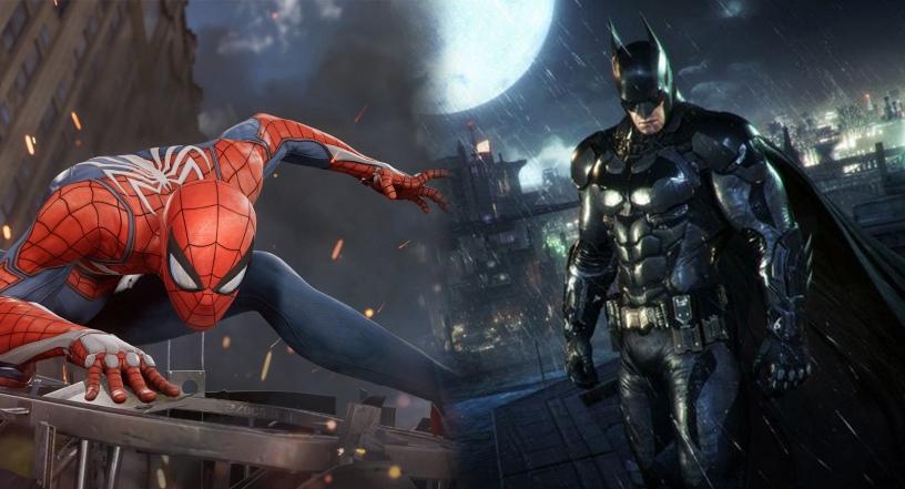spiderman-vs-batman-tech-review