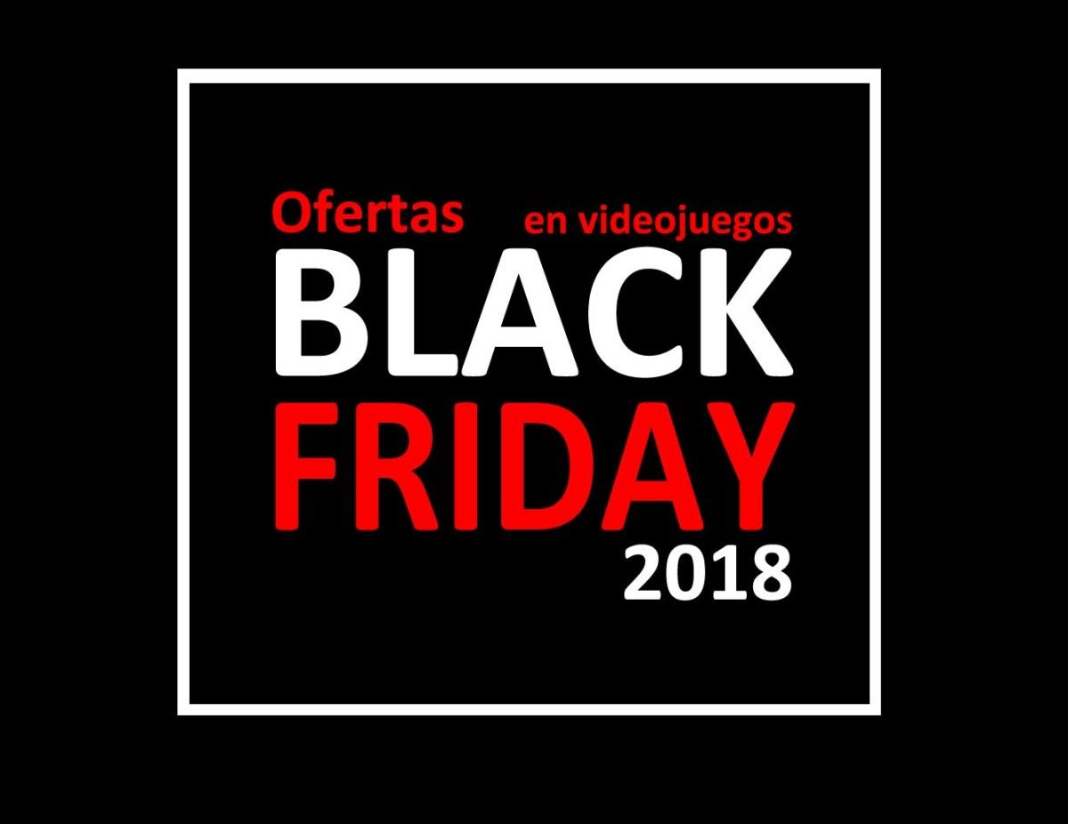 Estas son las ofertas de Black Friday envideojuegos