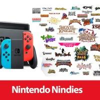 Nintendo planea lanzar de 20 a 30 juegos indies por semana