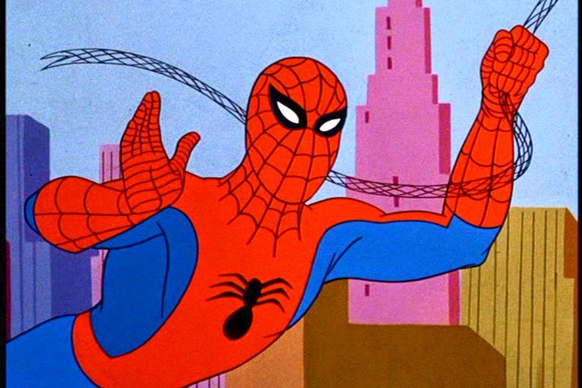 Así es el trailer de Spiderman al estilo de los60's!!!