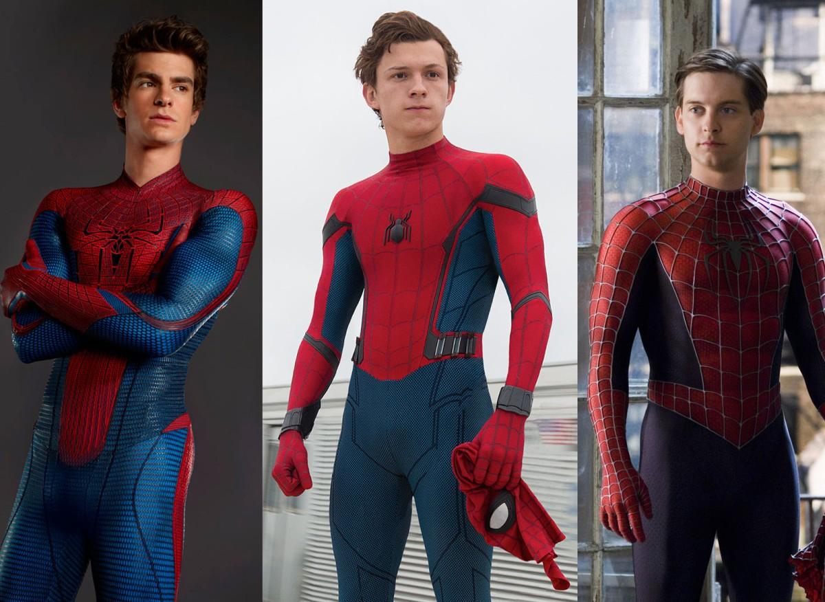 Tom Holland quiere una película del Spider-Verso con Tobey Maguire y AndrewGarfield