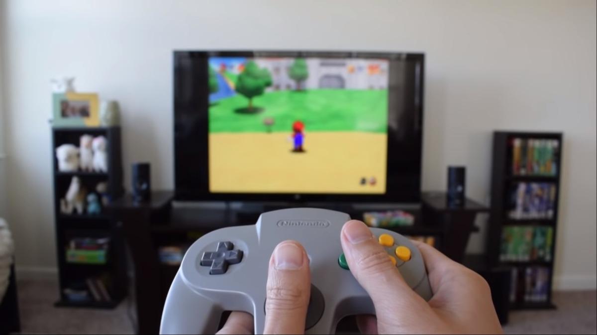 Si gustas de jugar en tu Nintendo 64 este adaptador HDMI es parati!