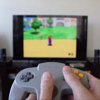 Si gustas de jugar en tu Nintendo 64 este adaptador HDMI es para ti!