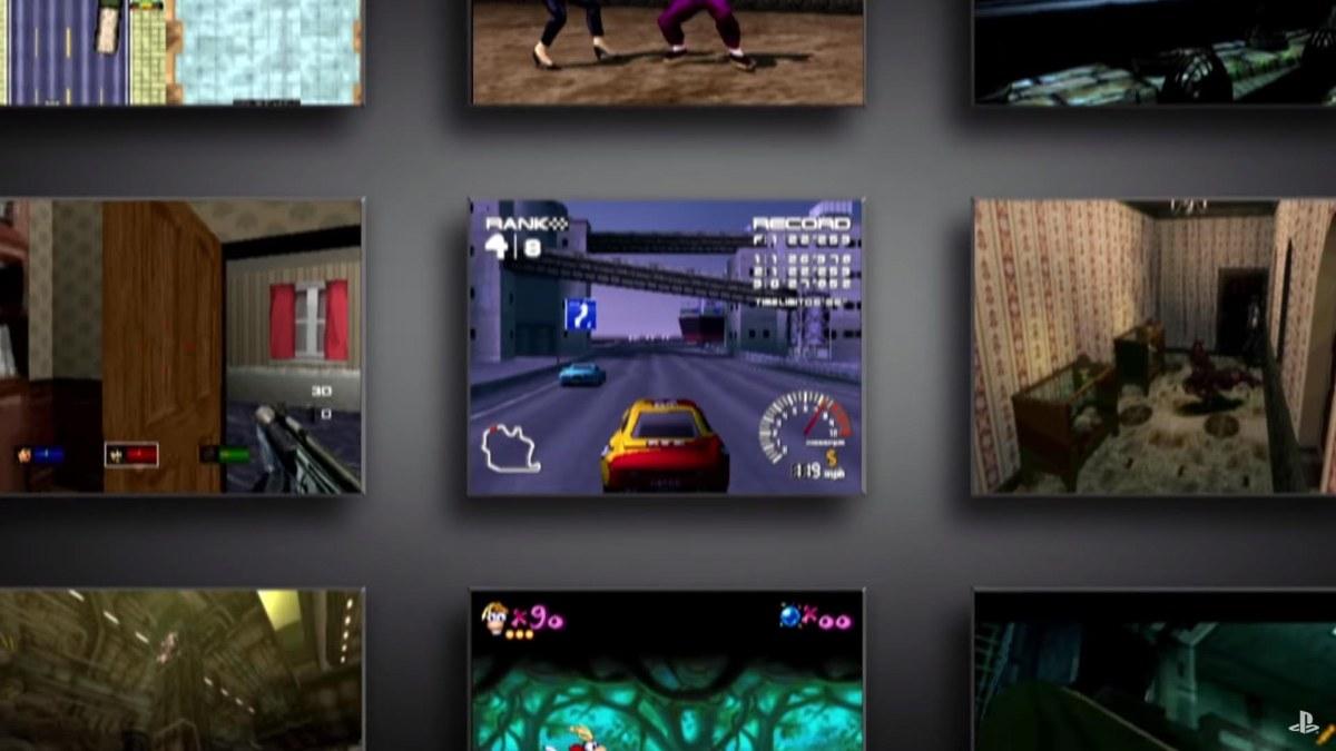 Estos son los 20 juegos de la PlaystationClassic
