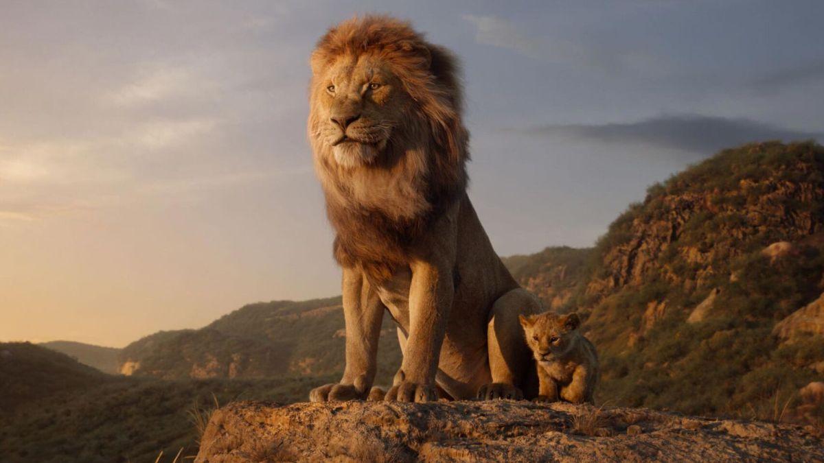 El remake del Rey León sobrepasa en taquilla a la versión de1994