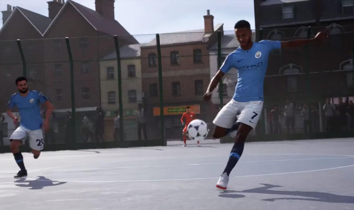 FIFA 20 se muestra en su trailer y VOLTA es la novedad, regresa el fútbol callejero-E32019-