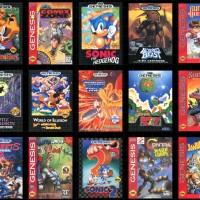Este es listado de los 42 juegos de la Sega Mega Drive Mini