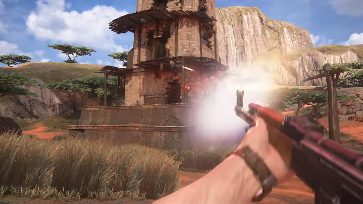Con un impresionante mod, convierten Uncharted 4 en un juego de primerapersona