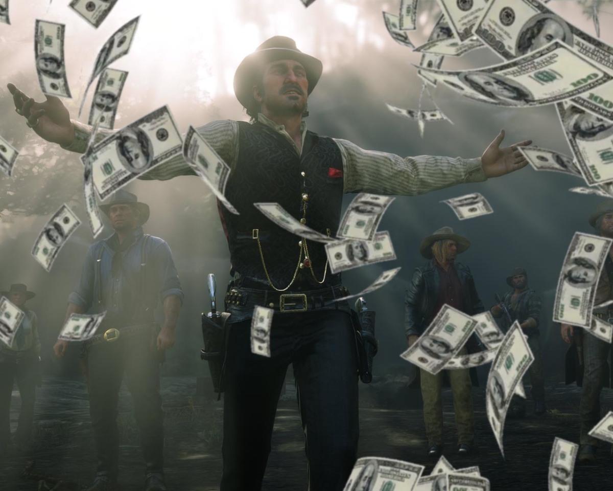 Red Dead Redemption 2 ya vendió 23 millones decopias