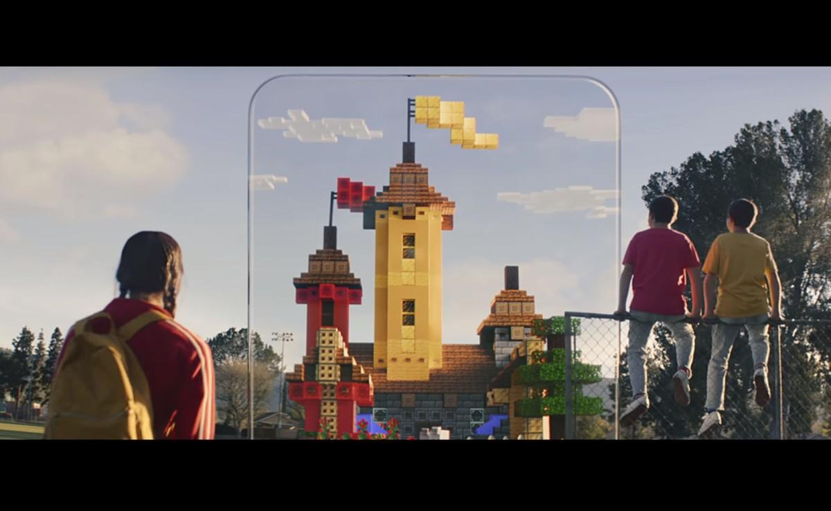 Minecraft: Earth, la realidad aumentada llega de manera gratuita a iOS yAndroid