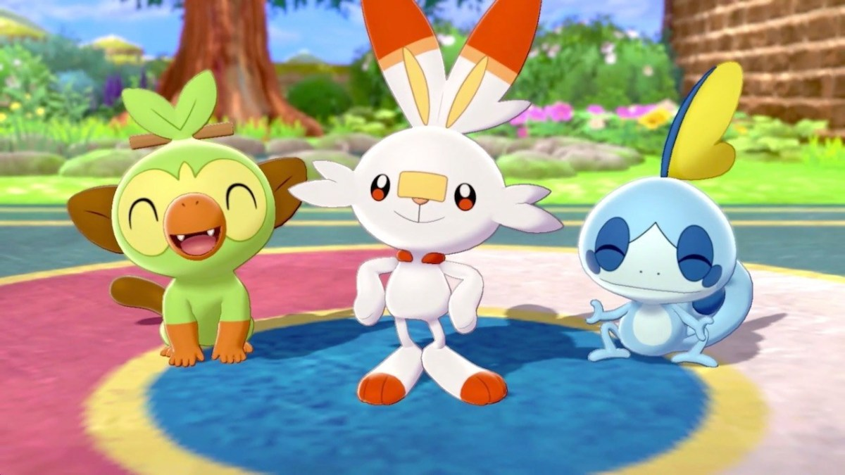 El 7 de agosto habrá nueva información de Pokémon Sword & PokémonShield