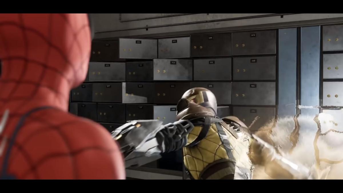 Así ha cambiado Marvel'sSpiderman