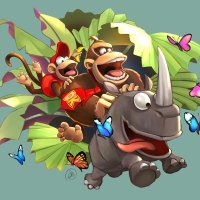 Por motivo de sus 25 años de celebración, Donkey Kong Country recibe nuevo arte