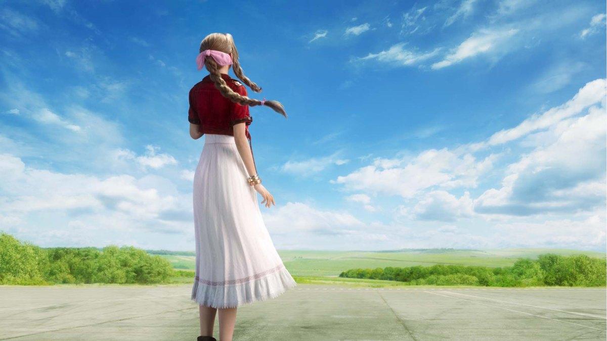 Final Fantasy VII Remake ya se esta vendiendo en formatofísico