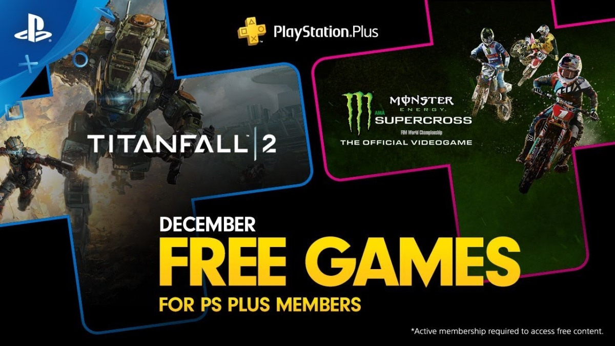 Playstation Plus diciembre2019