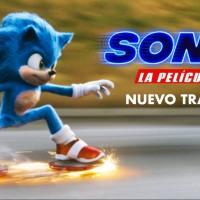Así se ve el rediseño de Sonic en su nuevo trailer