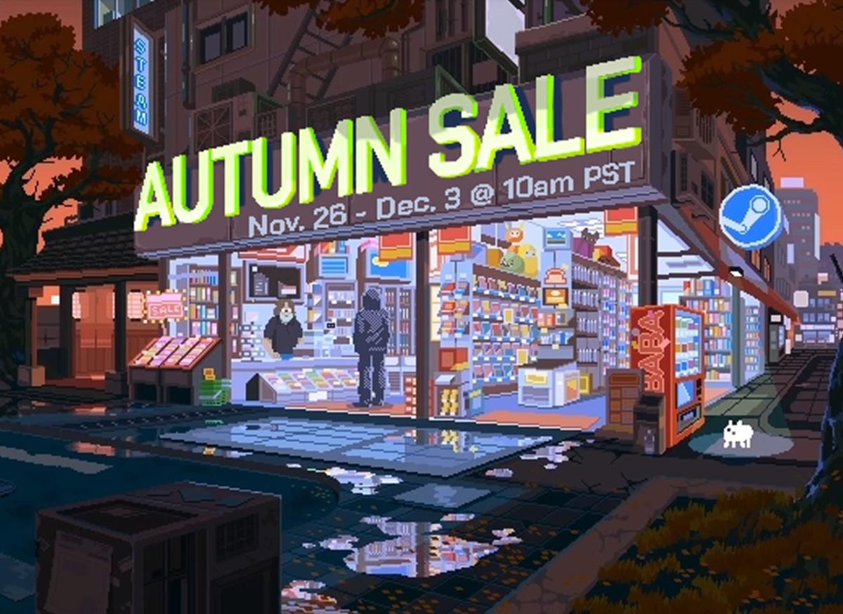 Las ofertas de otoño en Steam, yaempezaron
