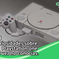 10 curiosidades sobre Playstation One que tal vez no conocías