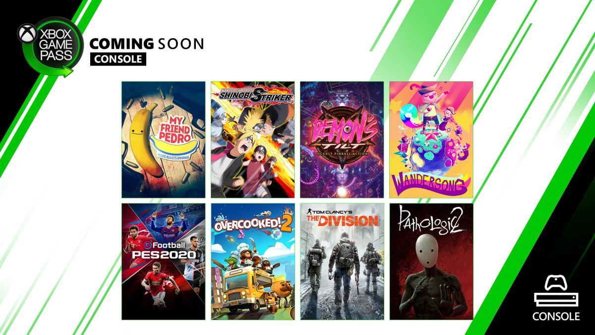 Estos son los juegos de Xbox Game Pass que llegan en diciembre2019