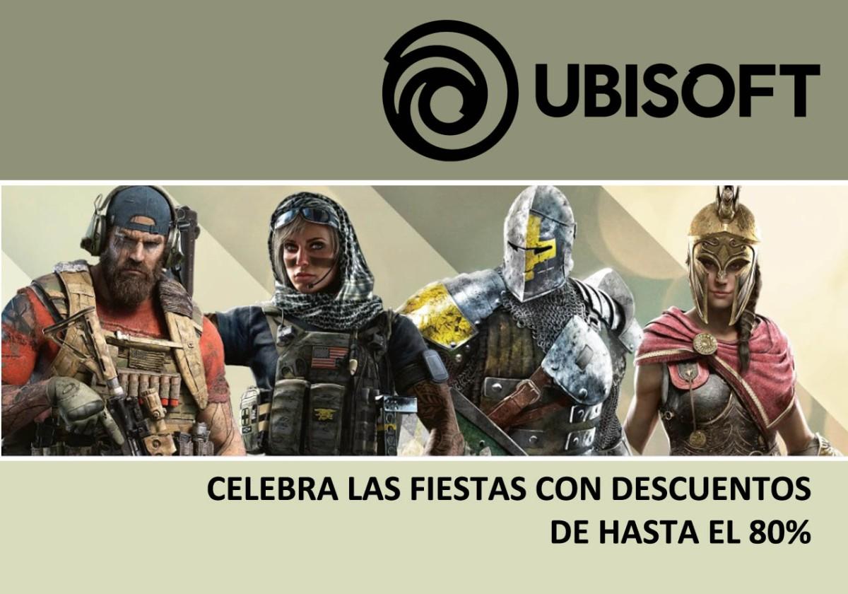 Las ofertas de invierno de Ubisoft yacomenzaron