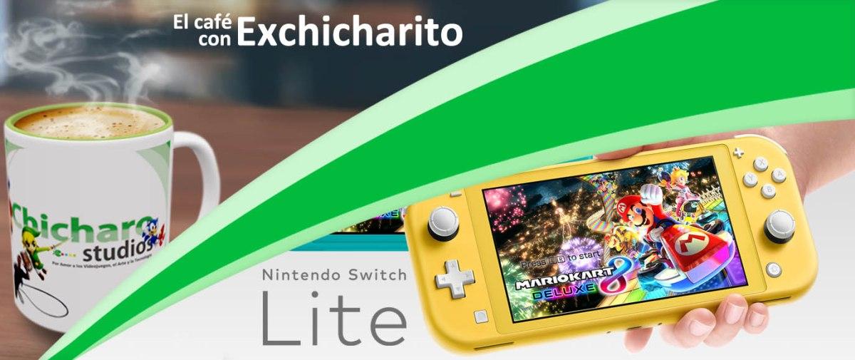 Nintendo Switch Lite, la consola perfecta comocomplemento