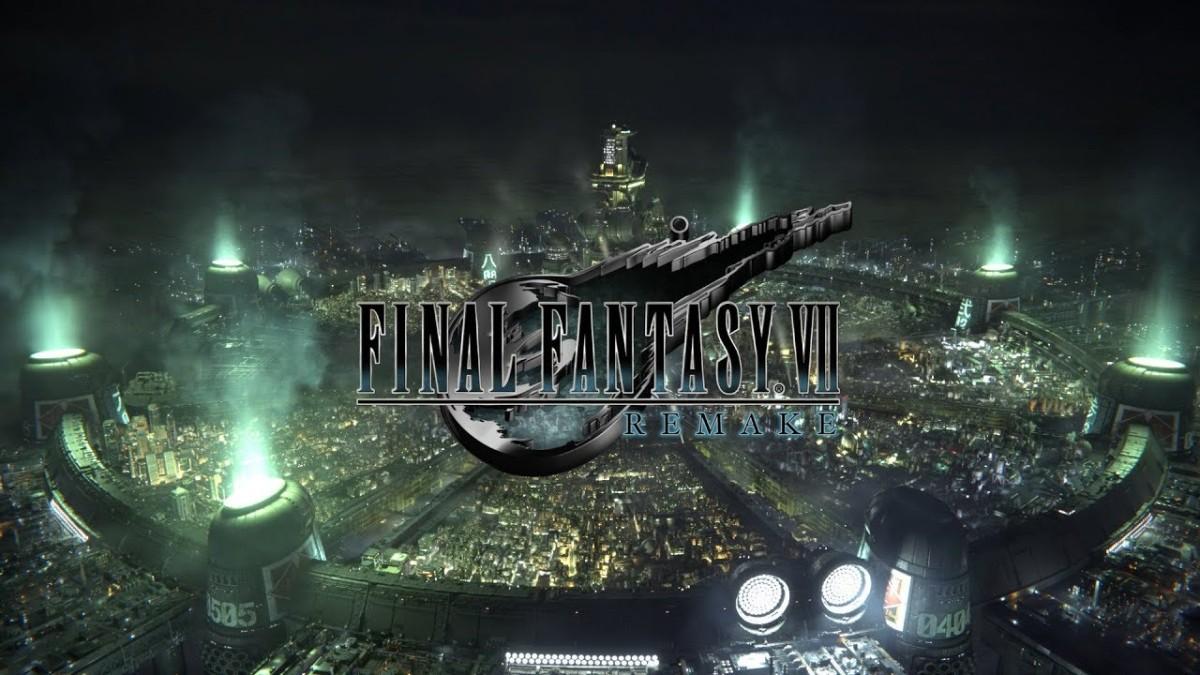 Así son los primeros 5 minutos de Final Fantasy 7Remake