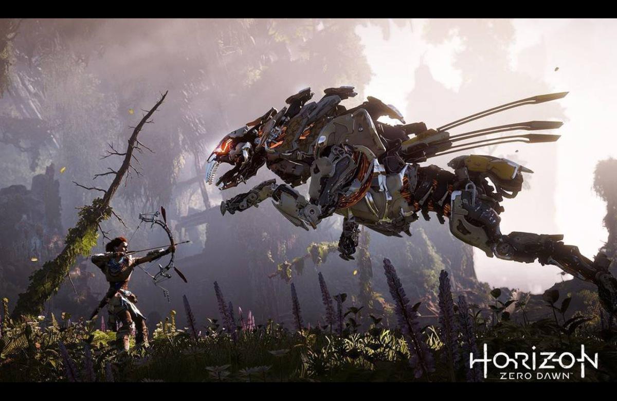 Horizon Zero Dawn para PC aparece listado enAmazon