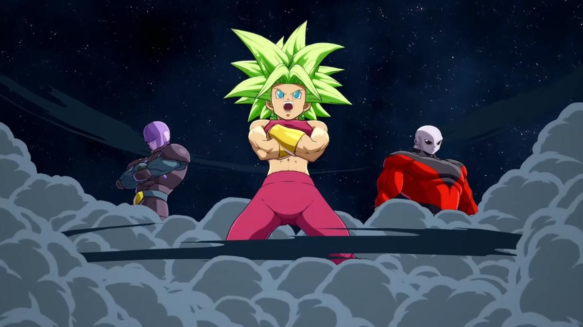 Kefla es la protagonista del nuevo trailer de Dragon BallFighterZ