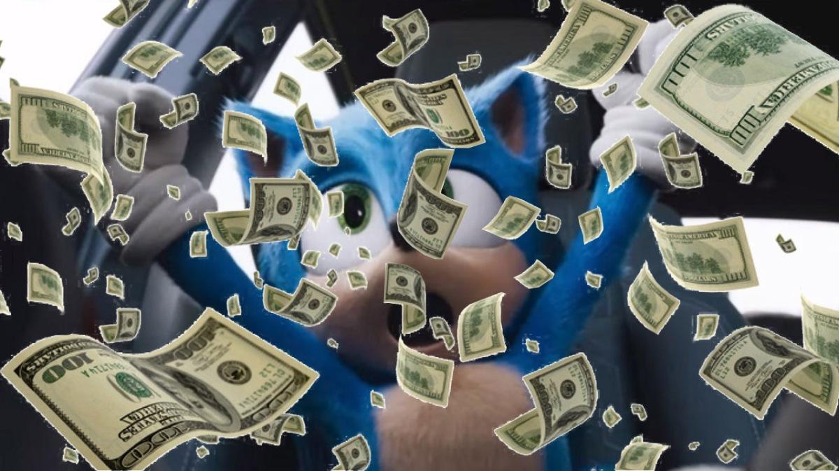 Sonic ya recaudo mas de 200 millones de dólares entaquilla