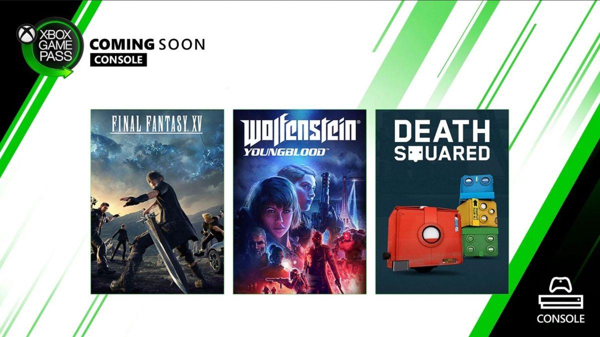 Xbox Game Pass febrero del2020