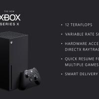 Microsoft nos ofrece mas detalles de la Xbox Series X